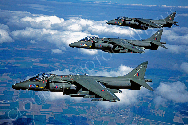 BAE Harrier 00002 BAE Harrier British RAF ZD327 via African Aviation Slide Service.JPG