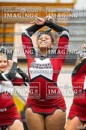 Brookland Cayce Varsity Cheer 3A Qualifiers