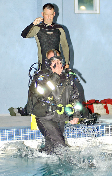 Clayton County Dive/Rescue Team