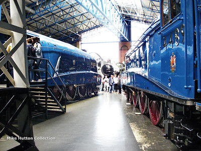 A4 Preserved Locos special events