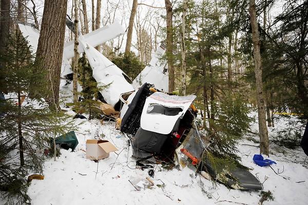 Plane Crash in Florida Woods-122119