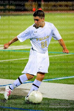 Soccer, Boys H.S. V, St Anthonys #22 VS Chaminade - 10.25.12