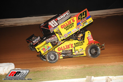 Williams Grove Speedway - World Of Outlaws - 5/19/17 - Paul Arch