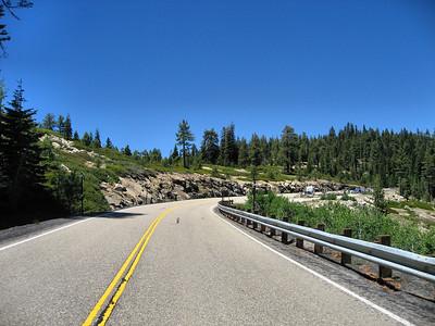 Oregon Ride Day 8 - Ebbetts Pass