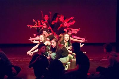 PHS Dance Concert, December 2017