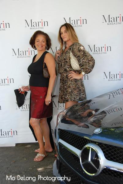 Kristi Sanford and Melanie Kessler