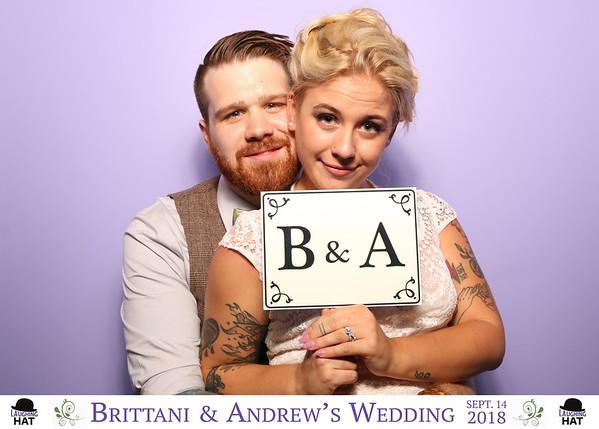 Brittani & Andrew's Wedding