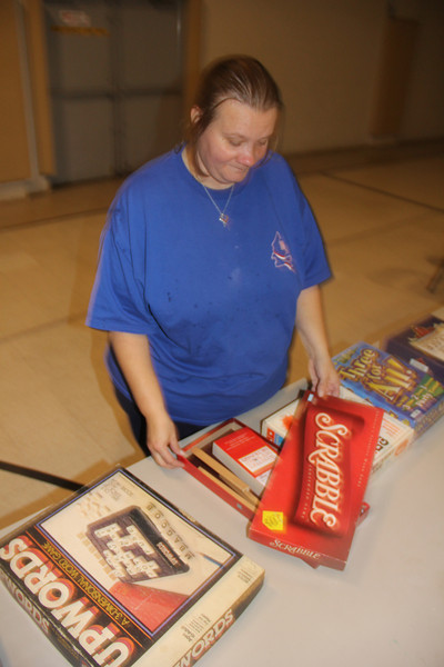 Open During Storm, Hurricane Sandy, Salvation Army, Tamaqua (10-30-2012)