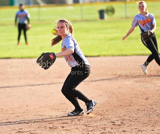 2016 Softball Action Shots