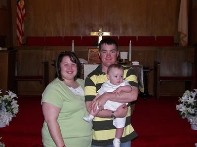 2008-04 Jr's Baptism