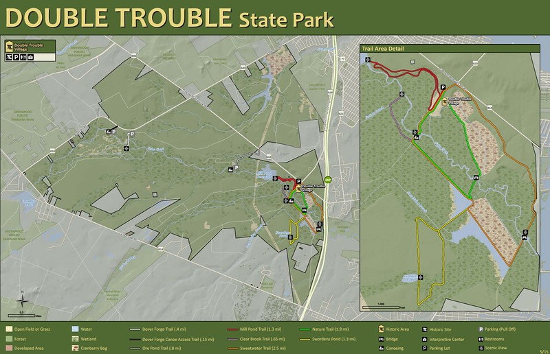 Double Trouble State Park