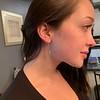 1.50ctw (est) Victorian Leaf Component Earrings 9