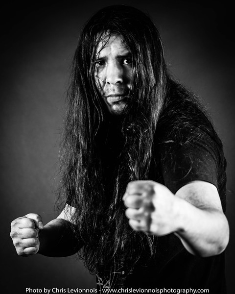 Wrestling Portraits