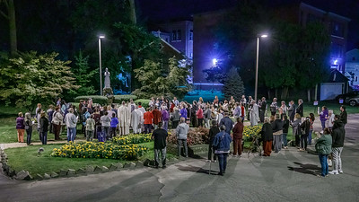2019 Feast of Our Lady of LaSalatte (Our Lady of Sorrows Church, Hartford)