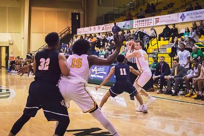 12.18.18 Men's Basketball vs UCO