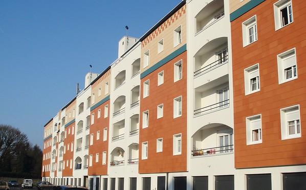 Terreal - Renovation - Housing Units - Paris, France