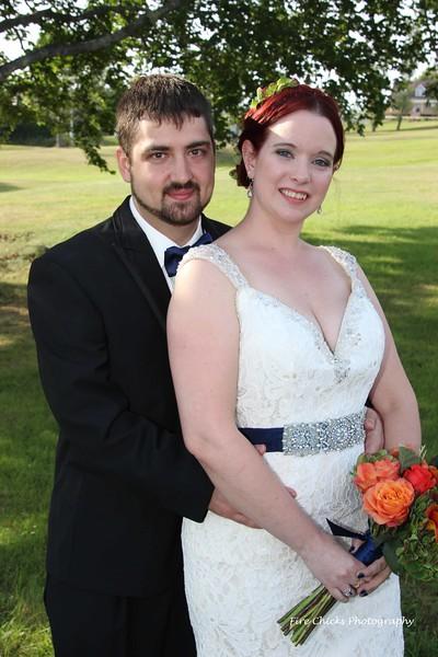 Ashley and Garrett Harris