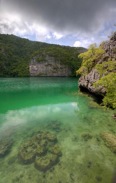 Lagoon @ Ang Thong Marine National Park