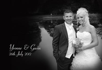 Yvonne & Gavin Wedding Album