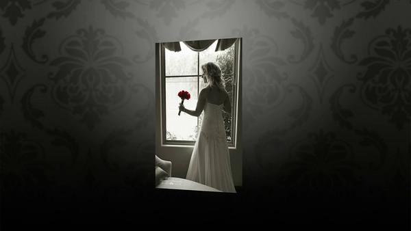 Bridal Portraits Montage