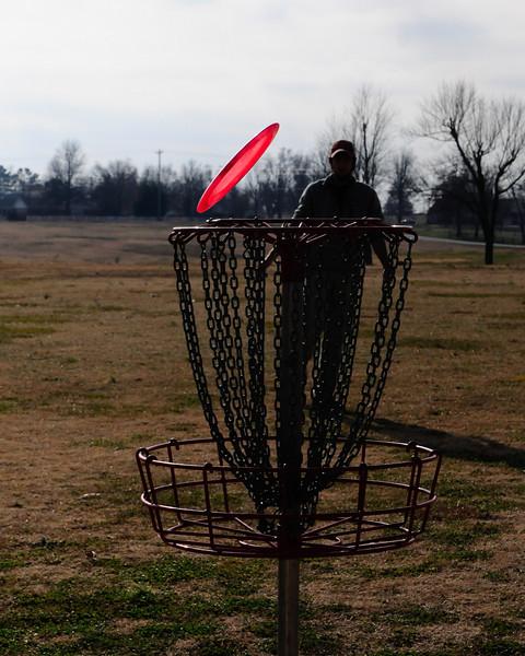 Disc Golf - Cody