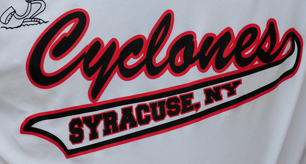 Syracuse Cyclones 75's vs Antiques