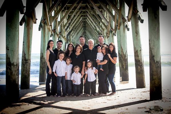 Bev Family Topsail Beach
