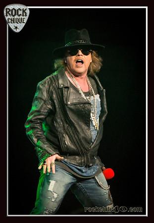 Guns N' Roses 2013 tour
