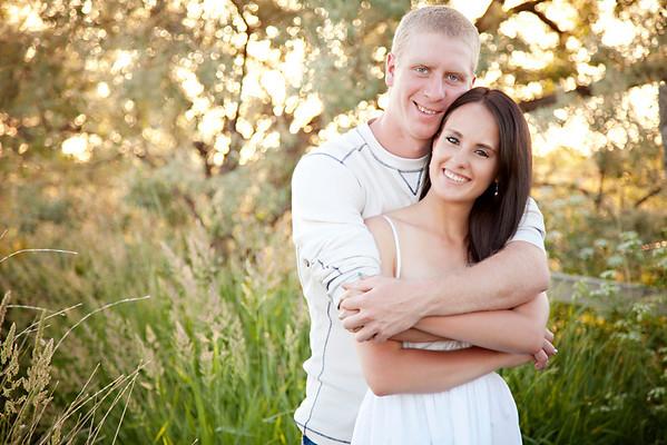 Seth & Lynzie Engagements