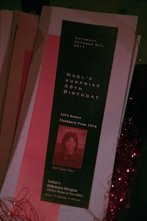 Noel's 50th Surprise
