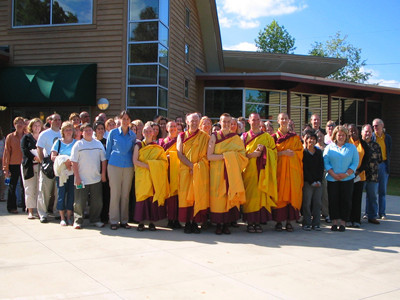Ganden Buddhist Center, Columbia, South Carolina, USA