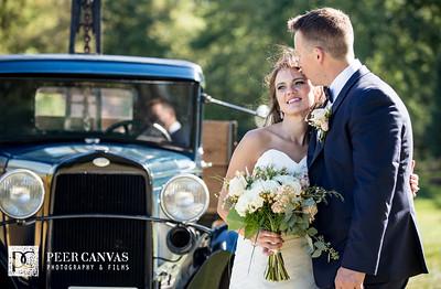 Erin and Robert DC Estate Winery Wedding