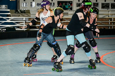 2014-08-02 Wreckers scrimmage