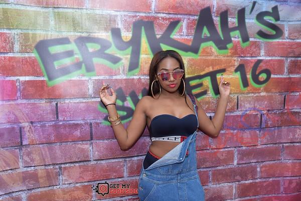Erykah's Sweet 16