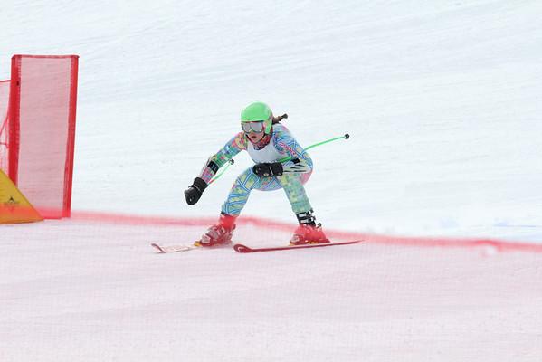Alpine District Ski Race, Suicide 6