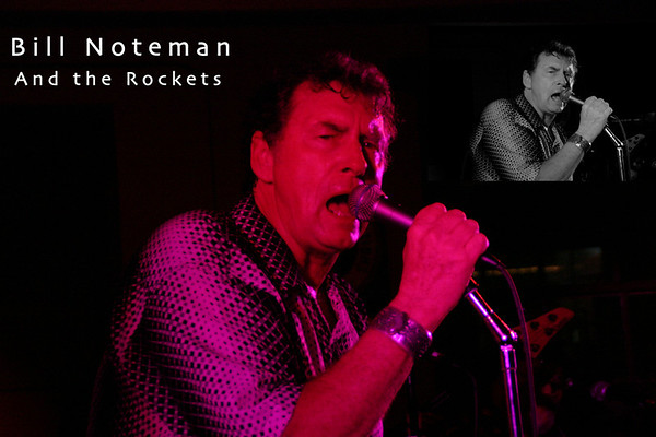 Bill Noteman and the Rockets
