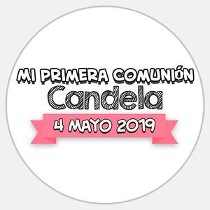 Comunión Candela