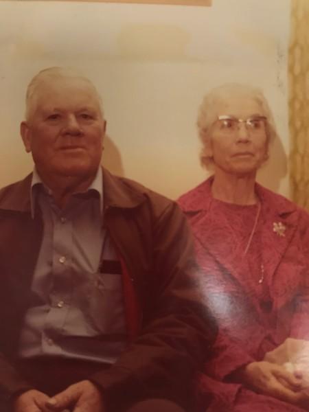 Bud &  Vera Holland
