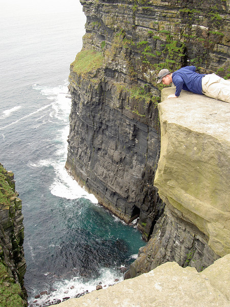 Ryan's Perspective - Cliffs of Moher