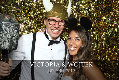 Victoria & Wojtek's Wedding - 7/20/19