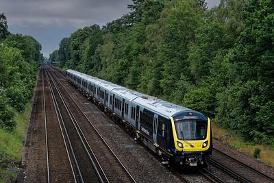 SWR new Class 701s.