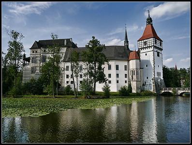Blatna Castle (South Bohemia)