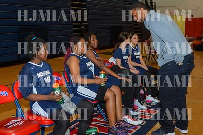 Girls varsity basketball 01-31-2019