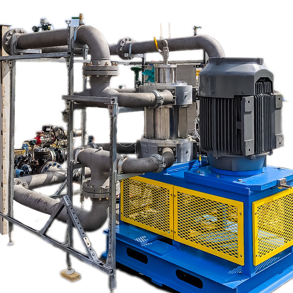 High Viscosity Multi-Phase Pump Testing Facility