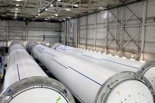 SpaceX Hawthorne