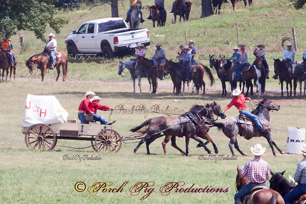 Rookie Race National Championship Chuckwagon Races