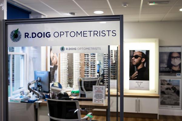 R. DOIG Optometrist