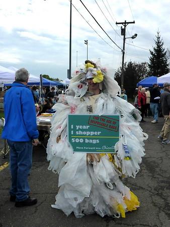 Earth Day in Creskill, NJ (4/23/16)