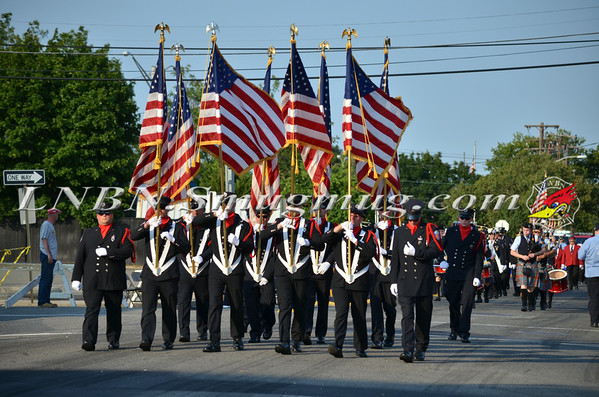 Nassau County Parade at Hicksville 7-12-14