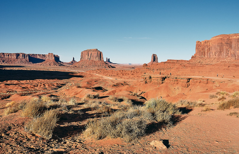 Route 66 - Monument Valley, Utah